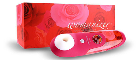 Womanizer W100 Rose