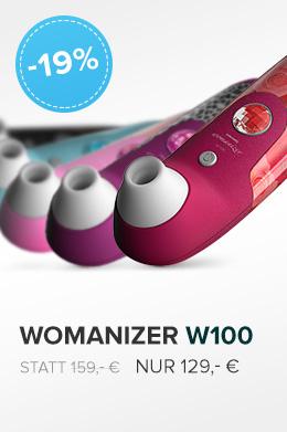Womanizer Angebot bei Orion