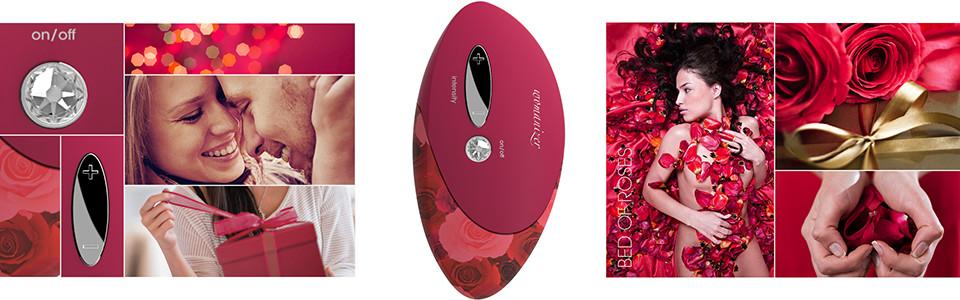 Womanizer Pro W500 Rose